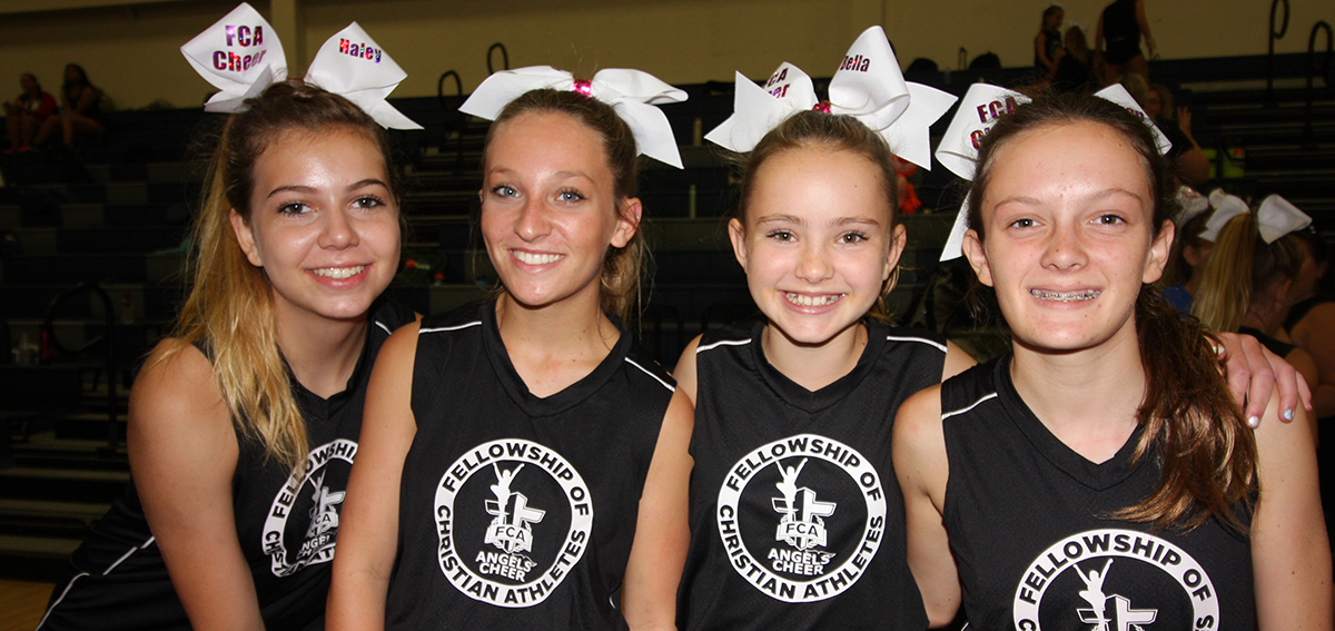 FCA Cheer Royals Competitive Cheerleading